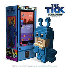 Pixel Party: The Tick