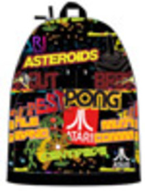 Atari All Over Print Backpack for Collectibles