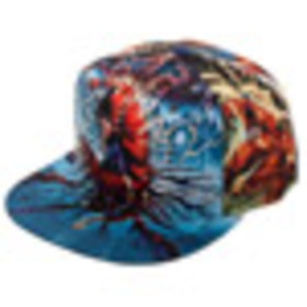 Flash Sublimated Cap for Collectibles