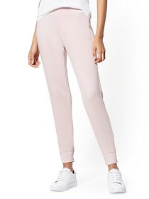 Dreamy Fleece Jogger Pant - Soho Street - New York