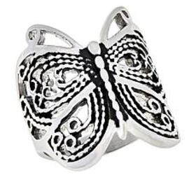 Michael Anthony Jewelry® Stainless Steel Butterfly