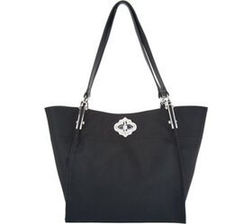"""As Is"" orYANY Nylon Tote Handbag - Dee - A349754"
