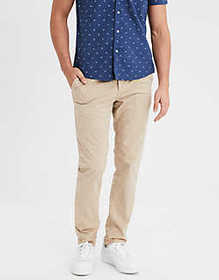 American Eagle AE Ne(X)t Level Slim Khaki Pant