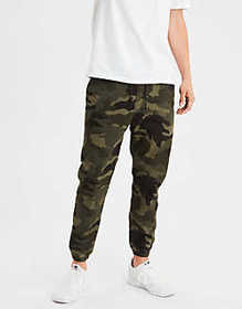 American Eagle AE Ne(X)t Level Khaki Jogger
