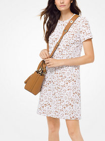 Michael Kors Floral Lace Dress
