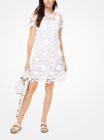 Michael Kors Rose Lace Dress