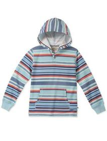 Lucky Brand Little Boys 5-7 Striped Printed Hoody