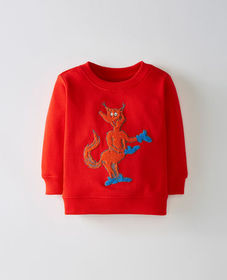 Hanna Andersson Dr. Seuss Sweatshirt In French Ter