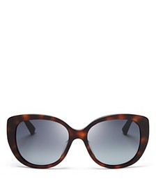 Dior - Women's Lady Oversized Cat Eye Sunglasses,