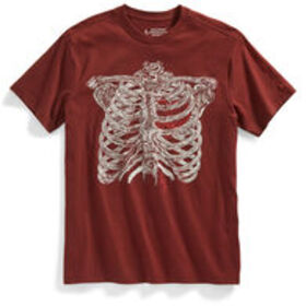 EMS Men's My Heart Pumps Pedals Graphic Tee