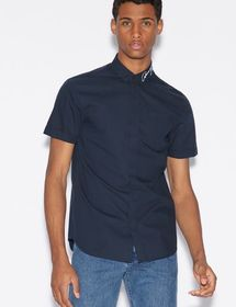 Armani SHIRT WITH SHORT SLEEVES