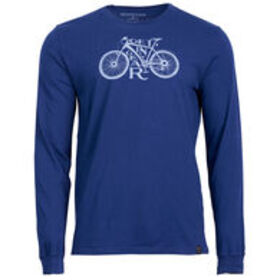 UNITED BY BLUE Men's Get in Gear Long-Sleeve Tee