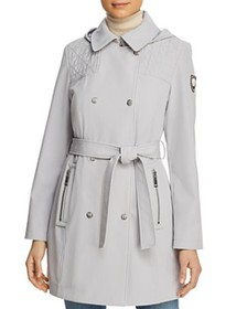 VINCE CAMUTO - Cinched Waist Jacket