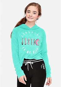 Justice French Terry Hoodie