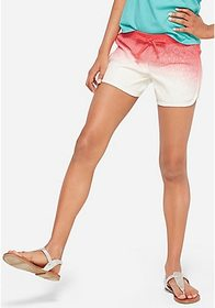 Justice Ombre Lace Dolphin Shorts