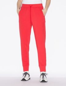 Armani SPORTS TROUSERS WITH SIDE LETTERING