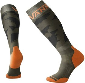 Smartwool PhD Slopestyle Light Vans Trout Socks