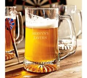 Pottery Barn Pub Beer Mug