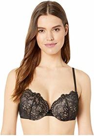 Maidenform Love The Lift Plunge PU Lace Demi Bra