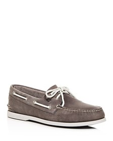 Sperry - Men's Authentic Original 2-Eye Distressed