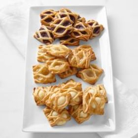 Williams Sonoma Assorted Mini Lattice Danishes