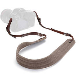ONA Presidio Camera Strap (Field Tan, Waxed Canvas