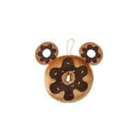 Disney Mickey Mouse Donut Micro Plush