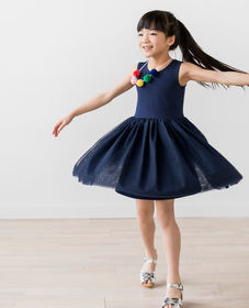 Hanna Andersson Tutu Dress In Soft Tulle