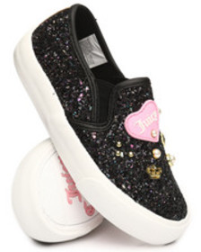 Juicy Couture paradise slip-on sneakers (11-5)