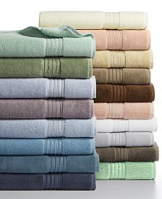 Hotel Collection Turkish Bath Towel Collection, 10