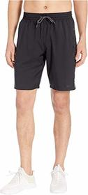 "Nike 9"" Logo Splice Racer Volley Shorts"