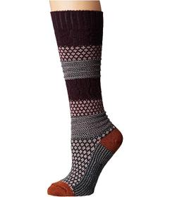Smartwool Popcorn Cable Knee Highs