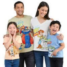 Disney Toy Story T-Shirt Collection for Family
