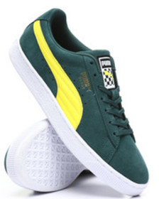 Puma suede classic racing flags sneakers