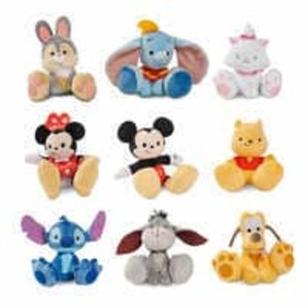 Disney Disney Tiny Big Feet Plush Gift Set