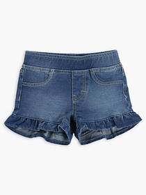 Levi's Toddler Girls 2T-4T Haley May Shorts