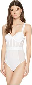 DKNY Intimates Sheers Cupped Bodysuit