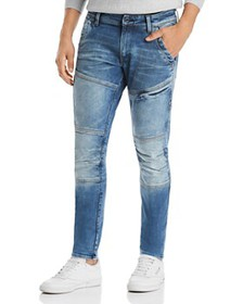 G-STAR RAW - Rackam 3D Skinny Fit Jeans in Faded M