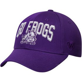 TCU Horned Frogs Top of the World Basic Structured