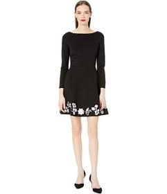 Kate Spade New York Broome Street Embroidered Pont