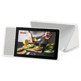 """Lenovo 8"""" Smart Display (White and Soft-Touch Gray"""