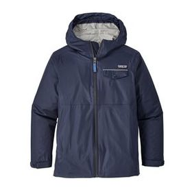 Boys' Torrentshell Jacket, Classic Navy (CNY)