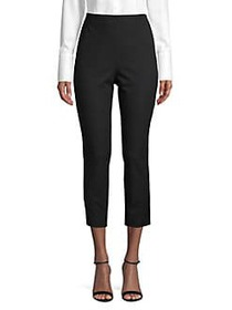 Elie Tahari Jessalyn Cropped Pants BLACK