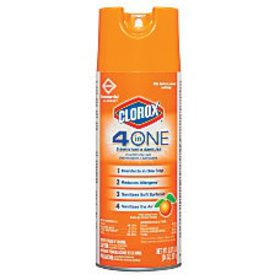 Clorox 4 In 1 Disinfectant And
