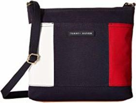 Tommy Hilfiger TH Flag Large North/South Canvas Cr