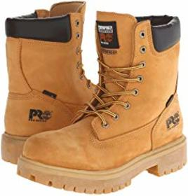 """Timberland PRO Direct Attach Waterproof 8"""" Soft To"""