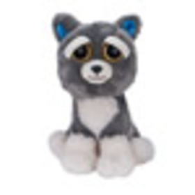 Feisty Pets Husky Plush for Collectibles