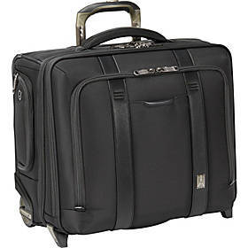 """Travelpro Executive Choice 2 17"""" Wheeled Brief wit"""