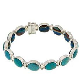 Jay King Calsilica and Turquoise Reversible Link B