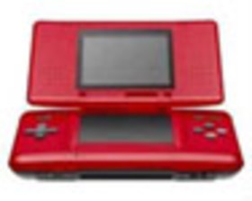 Nintendo DS System - Red (ReCharged Refurbished) f